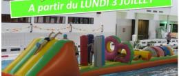 Aquadick- Passage aux horaires vacances d'été