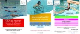 Aquadick : activités encadrées des vacances d'automne