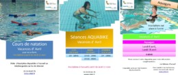 Aquadick : activités encadrées des vacances d'avril