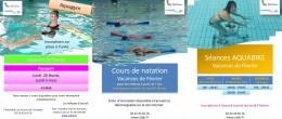 Aquadick : activités encadrées des vacances d'hiver