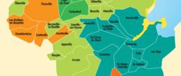 23 communes en Baie du Cotentin