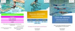 Aquadick – Activités des vacances de Février
