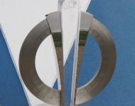 Sur le trophée on peut lire le nom des Grands Départs depuis 2013, la Corse