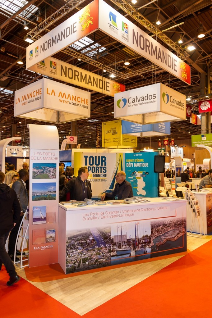 Salon nautique-PARIS-2015