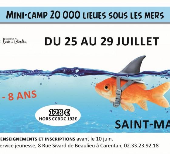 Mini-Camp à Saint-Malo