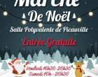 Marché de Noël à Picauville