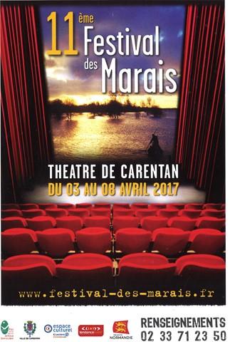 11e Festival des Marais