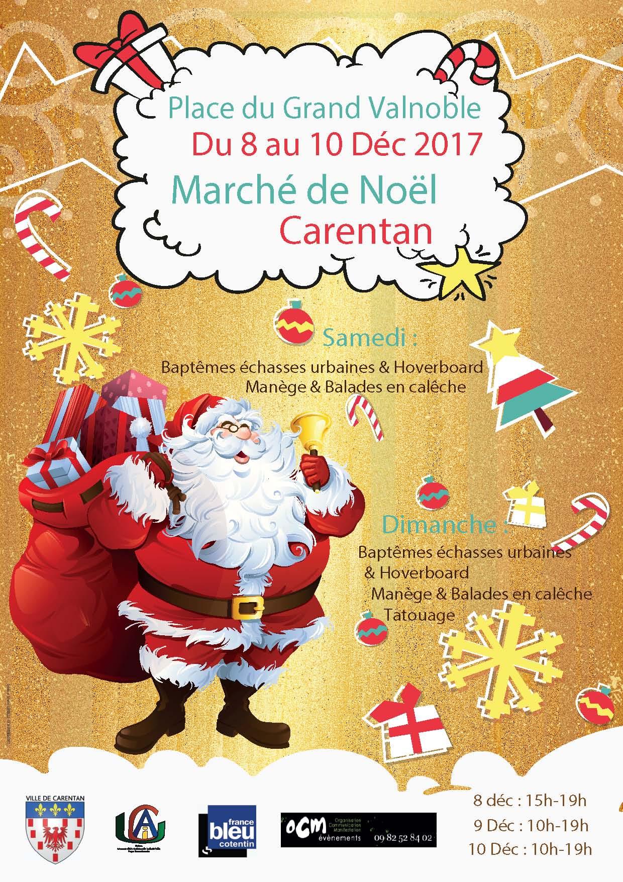 Affiche de Noël 2017 A4