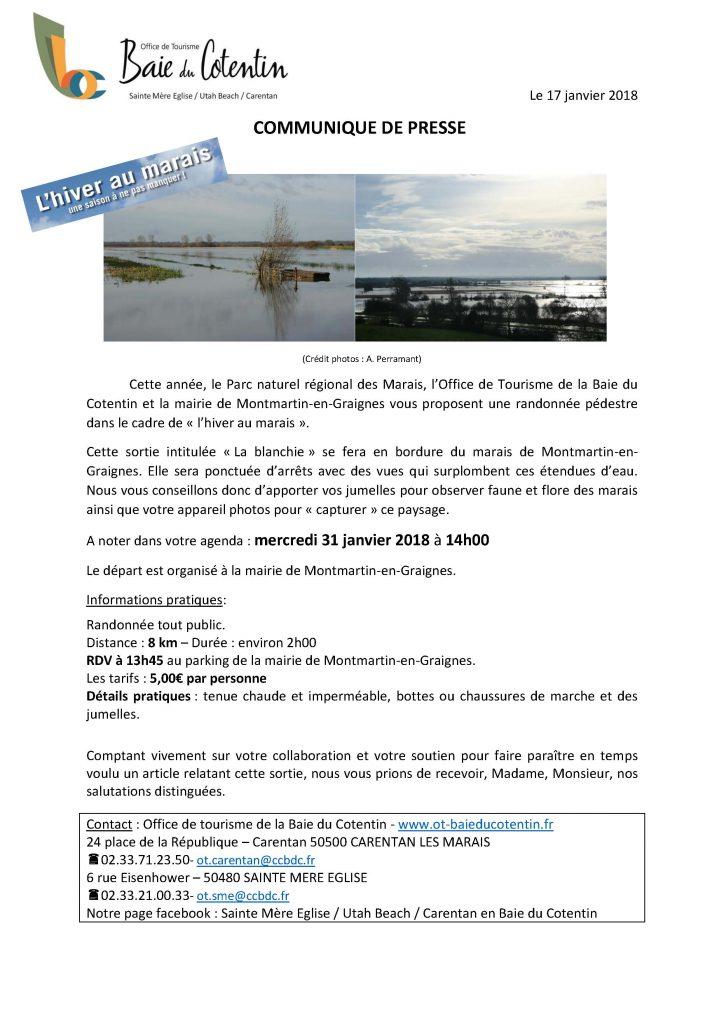 CP Rando Montmartin-en-Graignes_31 janvier