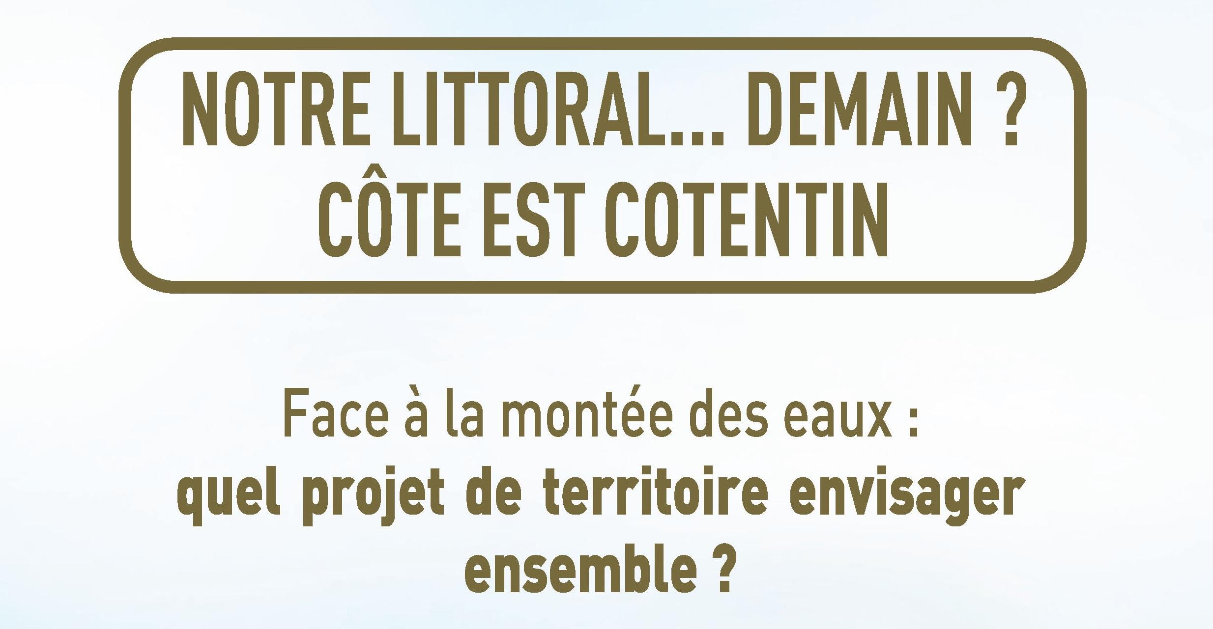 TITRE - CoteEstCotentinNotreLittoralPourDemain_A4