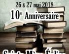 10ème Salon du Livre