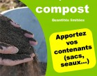 Compost disponible à la déchetterie de Carentan