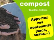 Compost disponible à la déchetterie de Carentan
