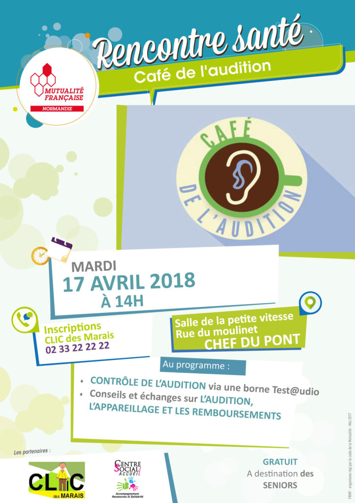 Café de l#39;audition Chef du Pont 17.04.18