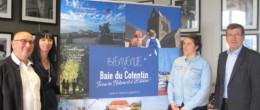 Les éditions de l'Office de Tourisme de la Baie du Cotentin