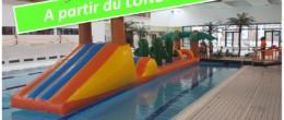 Aquadick – Passage aux horaires vacances d'été