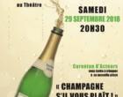 Champagne s'il vous plaît !
