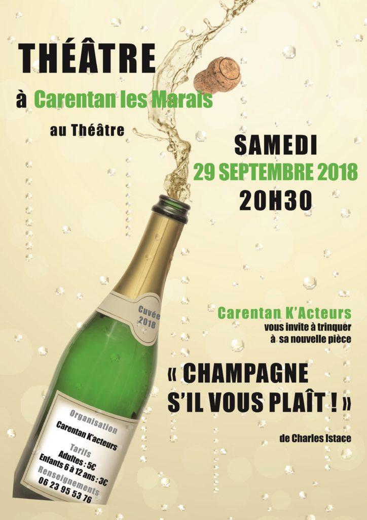 Champagne Carentan les Marais [50%]