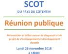 SCOT : réunion publique