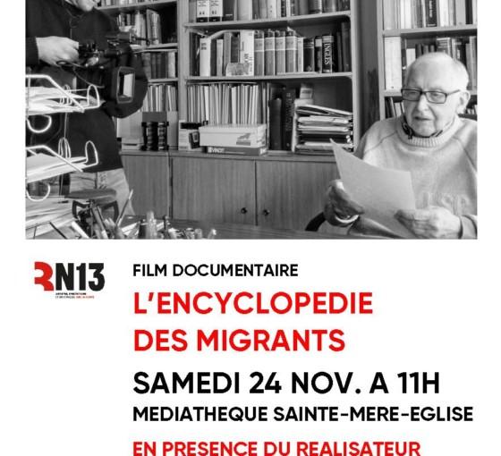 L'encyclopédie des migrants