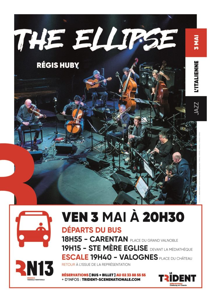 The Ellipse + bandeau bus