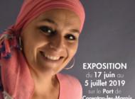 Le message d'espoir de Claire – Expo sur le port