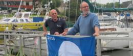 Port Carentan décroche son 35ème pavillon bleu