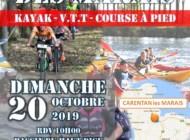Triathlon des Marais