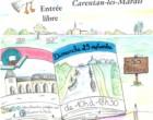 Salon du livre à Carentan-les-Marais