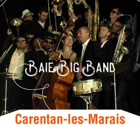 BAIE BIG Band – Spectacle Villes en Scène