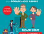 Lutte contre les escroqueries – Théâtre débat