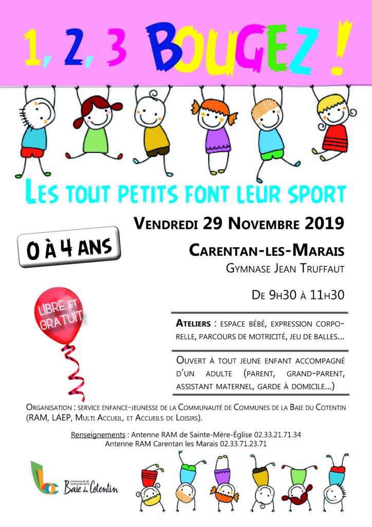 1, 2, 3 BOUGEZ 2019 Carentan
