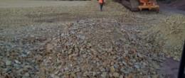 Construction d'un abattoir : les travaux ont débuté