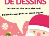 Concours de dessins du Père-Noël