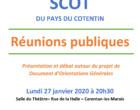 SCOT : Réunions publiques