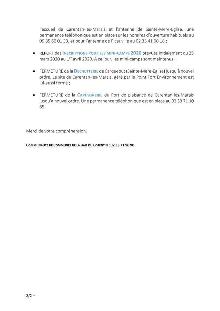 CORONAVIRUS - Communiqué de presse - 17 MARS 2020_Page_2