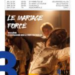 Affichette A3 Le mariage forcé STE MERE