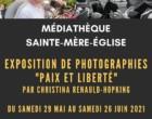 Expo «Paix et Liberté»