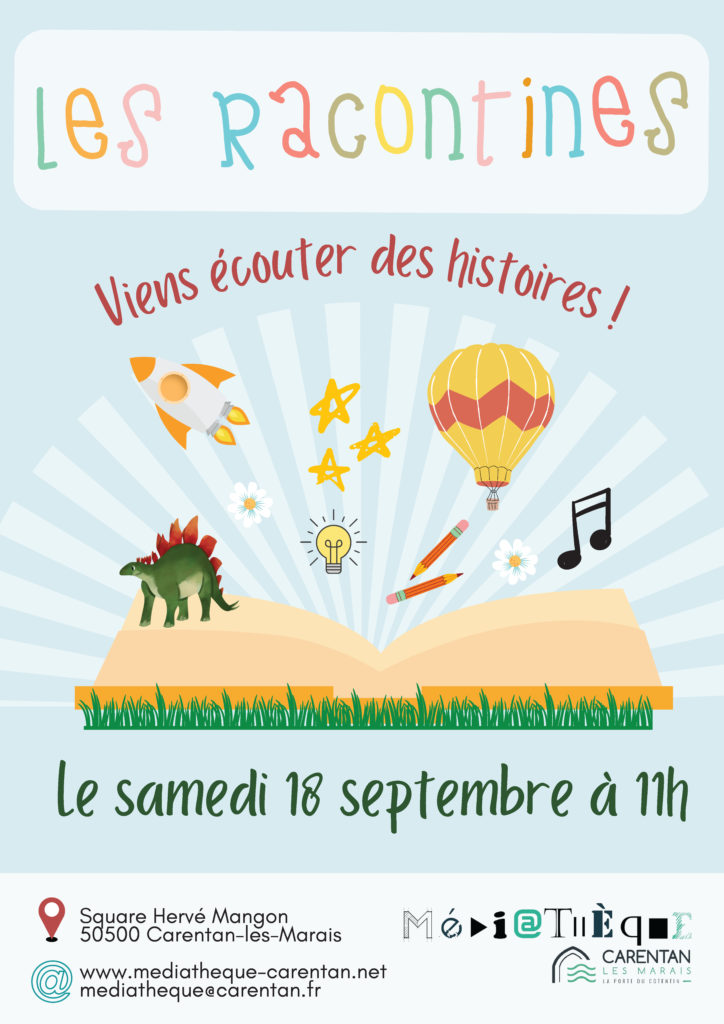 racontines septembre