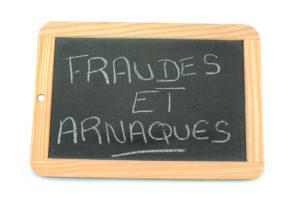 ardoise fraudes et arnaques