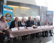 Conférence de presse l'Etape Grand Départ