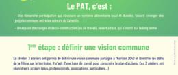 Projet Alimentaire Territorial du Cotentin : participez aux échanges
