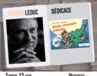 Rencontres littéraires en Baie du Cotentin : Olivier LEDUC