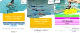 Aquadick : activités encadrées de l'été
