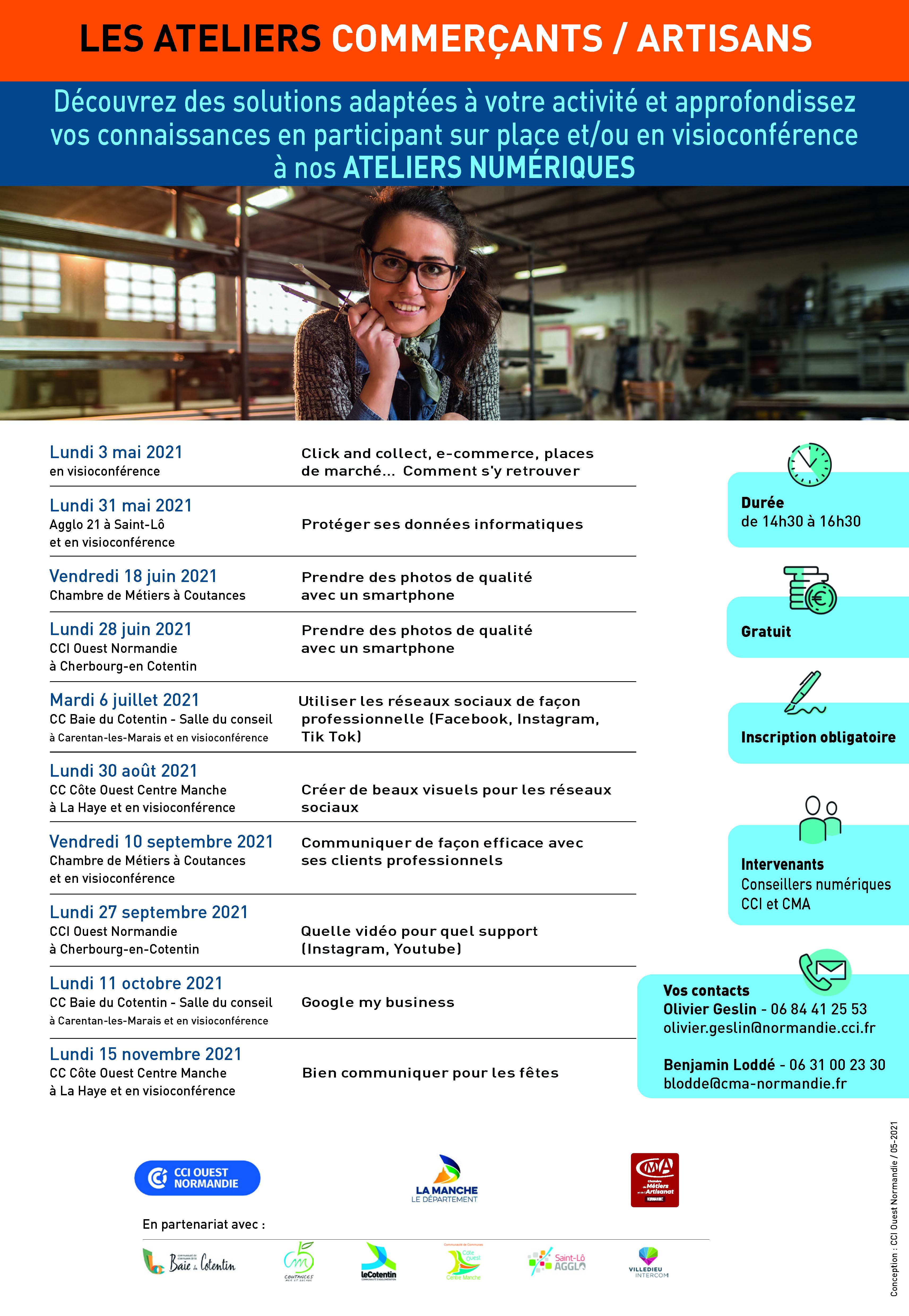 flyer_ateliers_numeriques_avec_charte_numerique_V3 2021